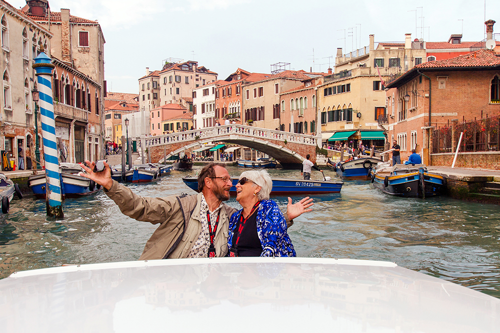 luxury venice boat tour on the grand canal walks of italy